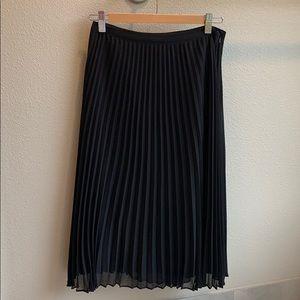 Halogen black skirt